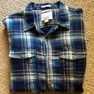 Lucky brand flannel shirt